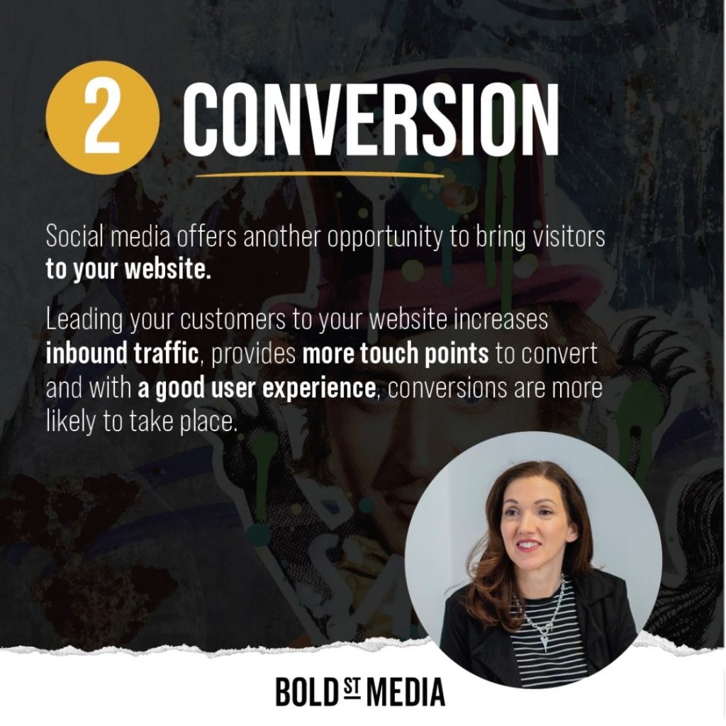 two conversion